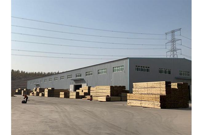木方订购案例