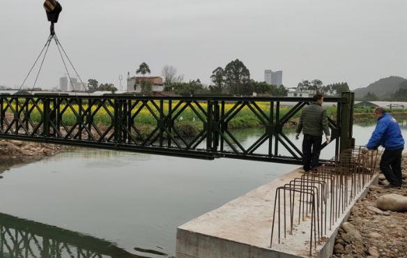 四川钢便桥租赁