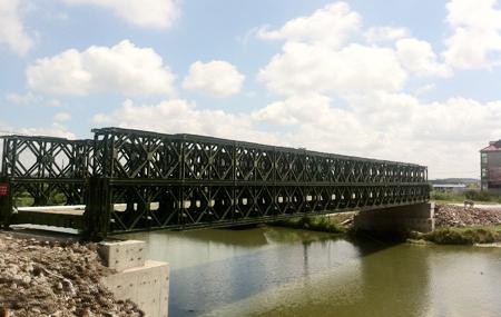 四川贝雷桥设计