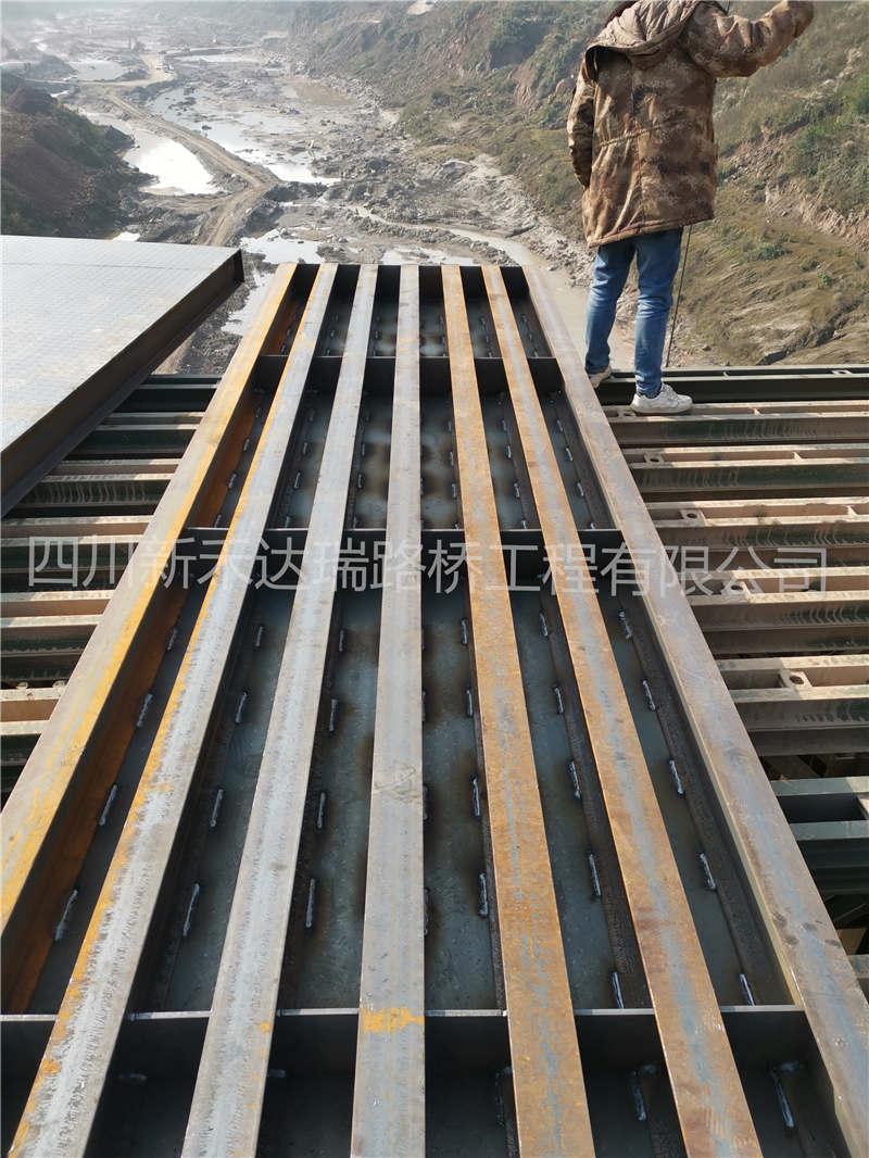 四川钢栈桥工程