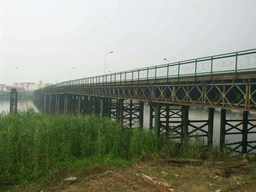 究竟该怎样设备四川钢便桥呢?
