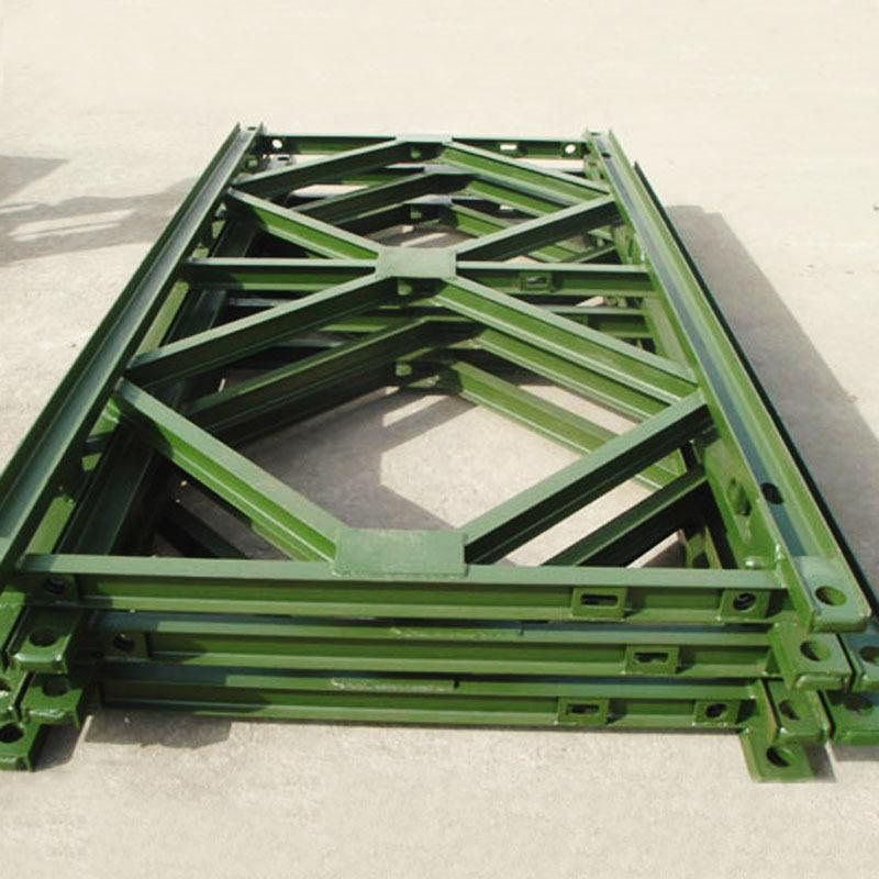四川贝雷片在各工程领域的广泛应用