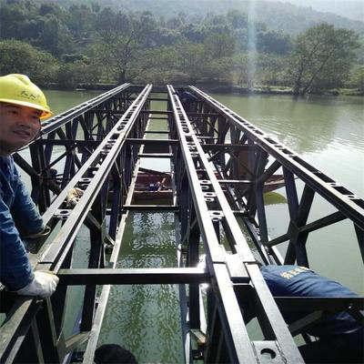 成都贝雷桥的主要配件有哪些?你知道吗?