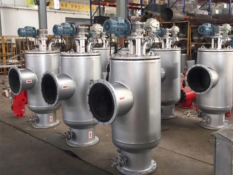 山东电动滤水器