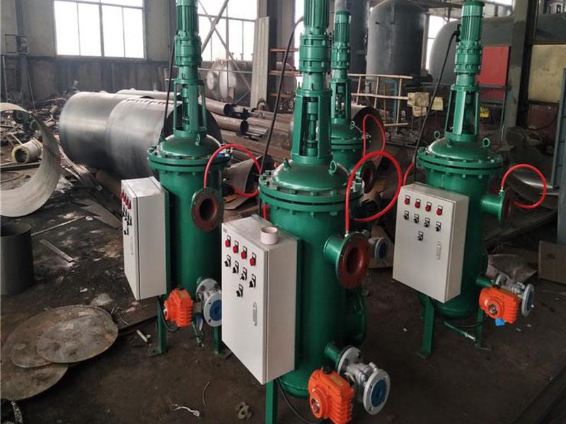 循环水滤水器