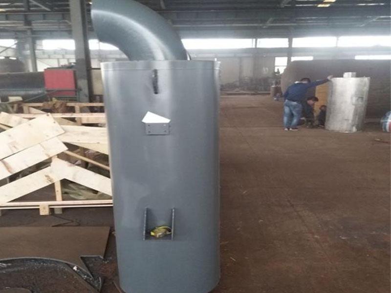锅炉消音器