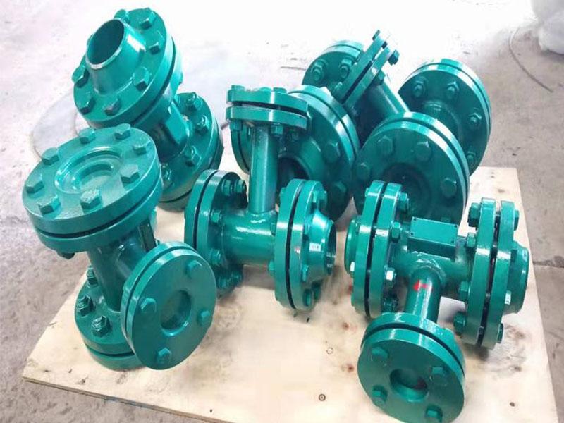 汽液两相流疏水器