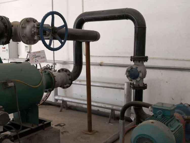 工業濾水器使用現場