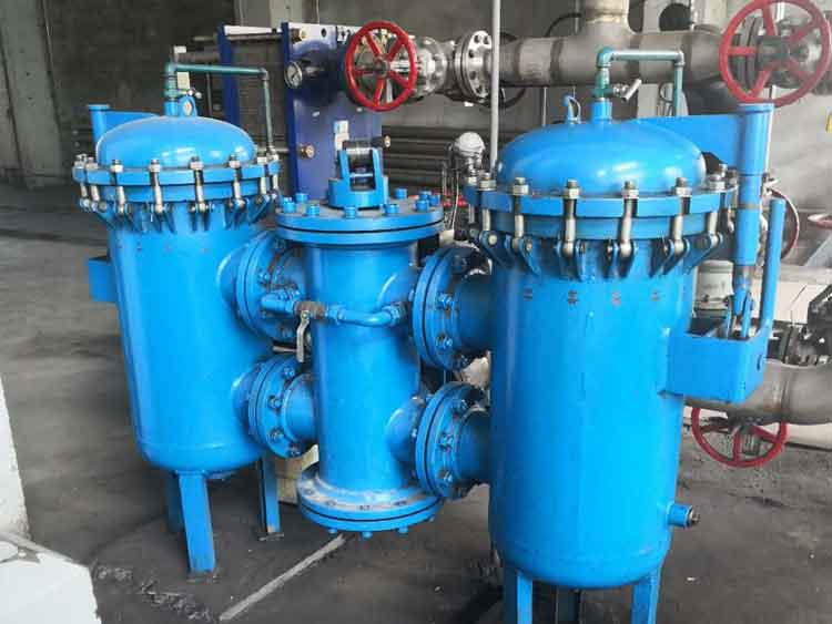 手动滤水器安装使用说明