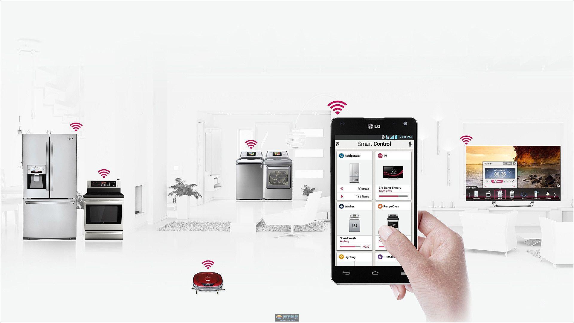 成都家電安裝公司解析智能家電企業的背後