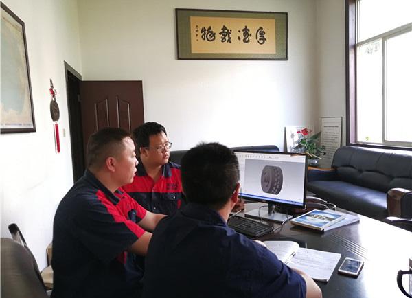 四川干冰制造机工厂设计团队