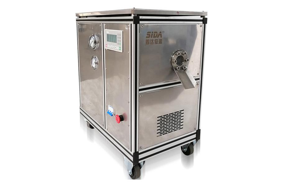 资阳四达KBM-30颗粒干冰制造机