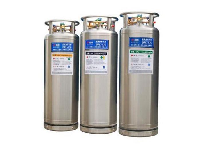資陽四達DPL-210H立式絕熱瓶