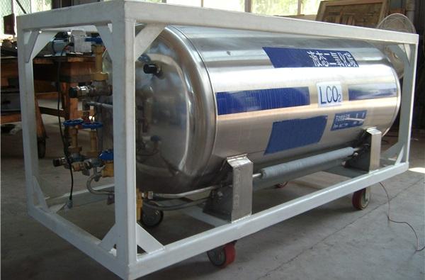 資陽四達DPW650-499-2.5臥式絕熱瓶