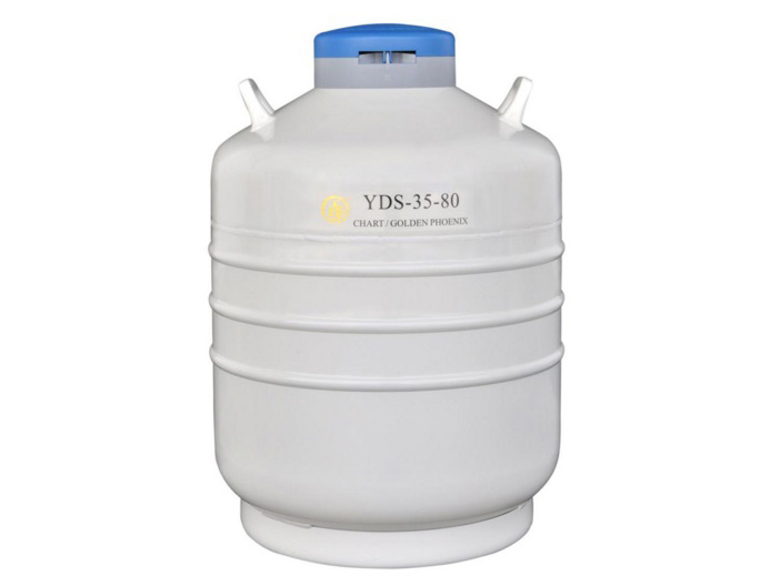 四达低温液氮生物容器
