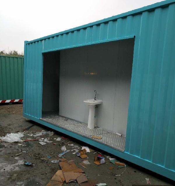 成都集装箱卫生间
