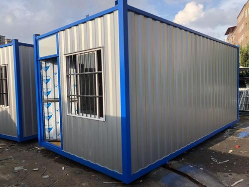 住人集装箱在冬季使用有哪些注意事项