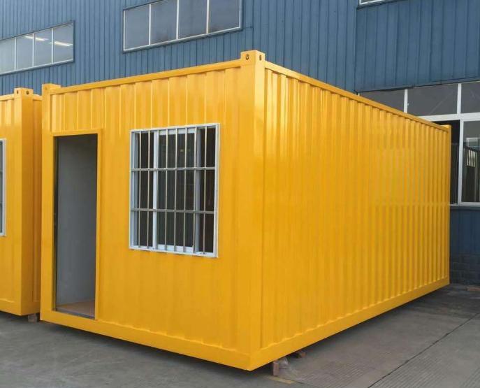 在成都住人集装箱房屋的优点你知道有哪些吗?