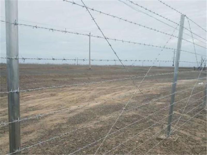 新疆刺丝护栏