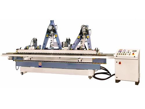 四川研磨耗材厂家教你如何合理掌握平面研磨机进料尺度