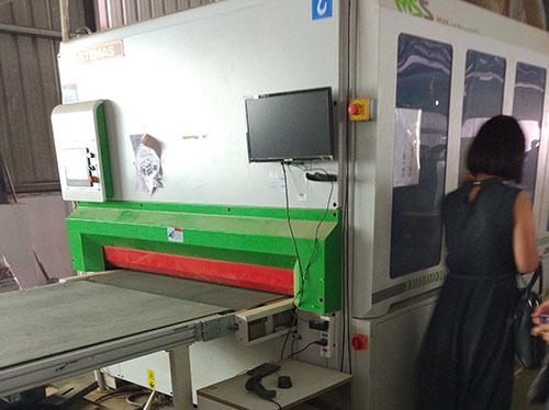 四川研磨设备自动化流水线展示