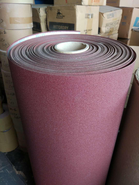 南冰告诉您砂纸的型号有哪些?
