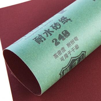 木材作品打磨时选择四川砂纸有这些知识