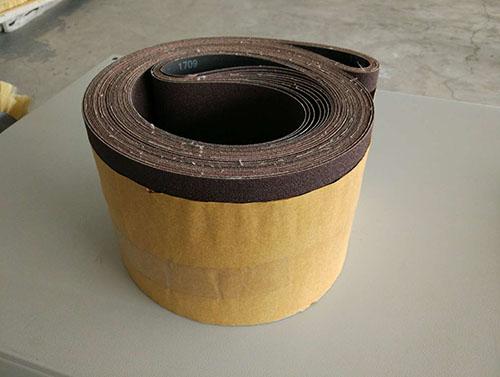 向您分析四川砂带磨料的组成特性及其使用范围