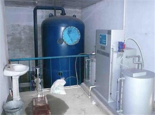 简述污水处理行业的现状分析