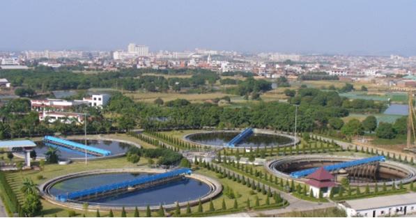 成都废水处理成功案例-欣康绿食品有限公司 肝素钠废水处理