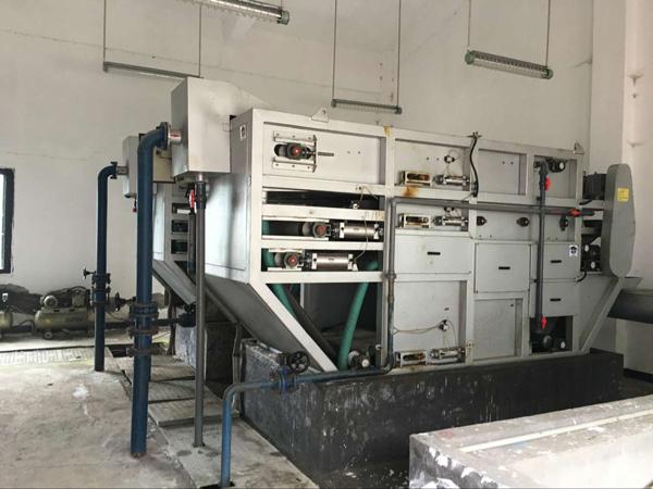 分析废气处理设备的吸附设备