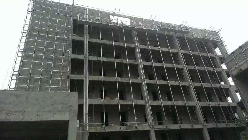 四川高空作业平台施工案例