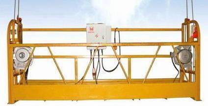 成都电动吊蓝现场操作安全措施及注意事项