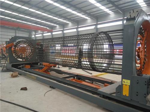 四川全自動彎箍一體機工廠製作視頻