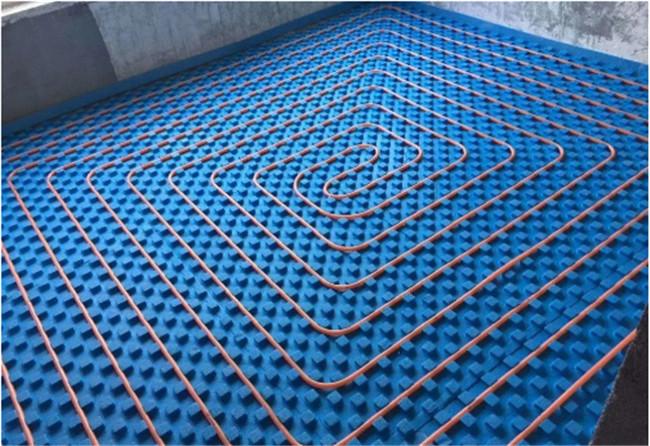 地暖系统中EPS保温板的重要性
