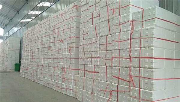 EPS板等保温材料防火质量严格管控