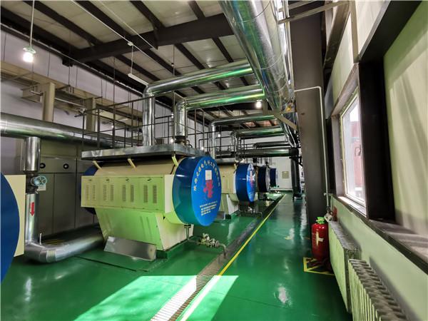 国电华北内蒙古呼和浩特水厂风电供热项目