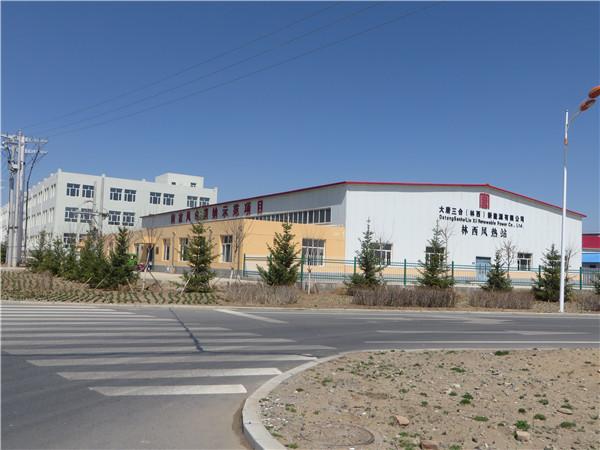 大唐林西风电供热项目