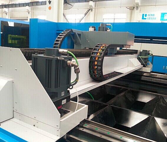 激光切割机减速机应用案例
