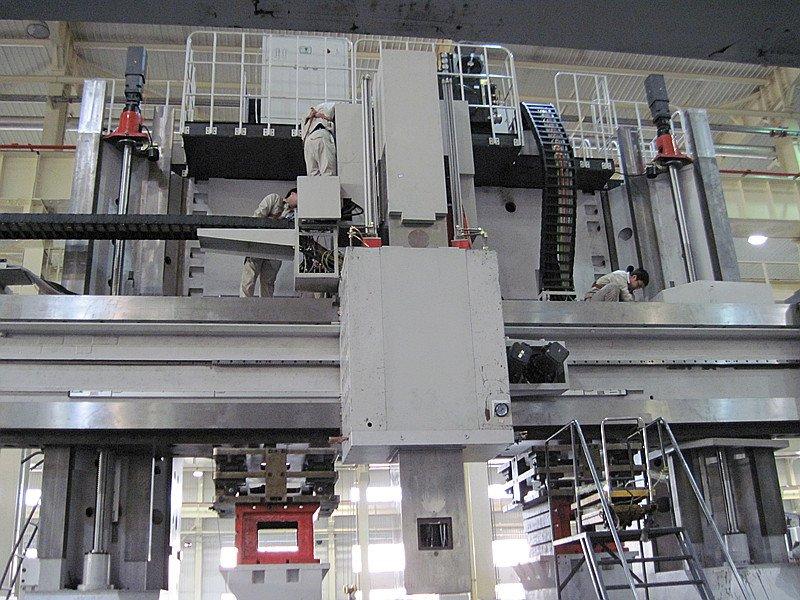 数控机床减速机安装案例