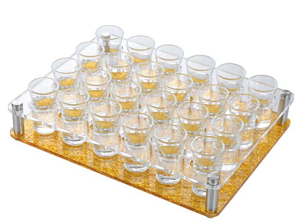 陕西聚净诚提醒:酒杯不消毒很容易传播疾病!