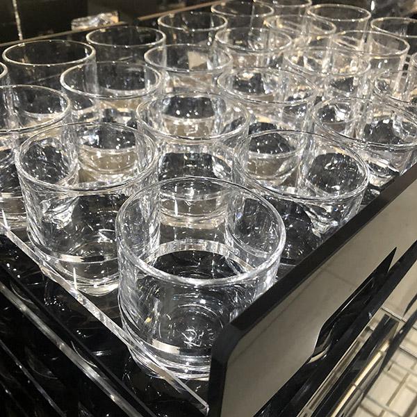 客房专用酒杯的清洗流程及清洗方式