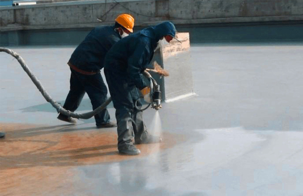 建筑防水技术专项处理