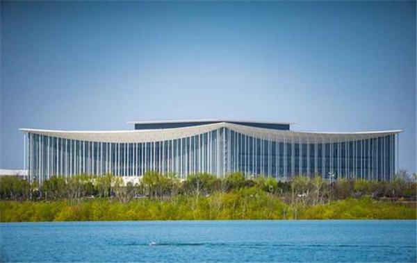 西安浐灞行政中心