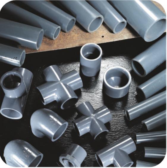 西安PVC-C工业管道