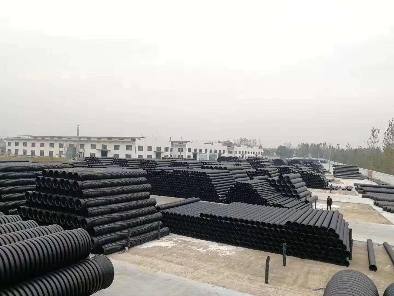 西安HDPE排水管比水泥承插管显出更多经济效益和社会效益