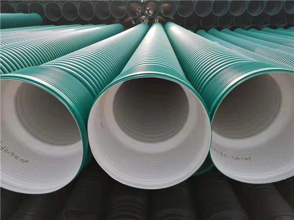 西安PPHM双壁波纹排水管