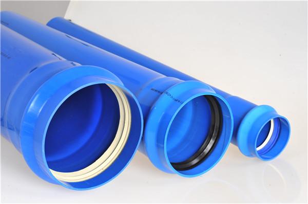 PVCO高抗冲耐压双轴取向压力管