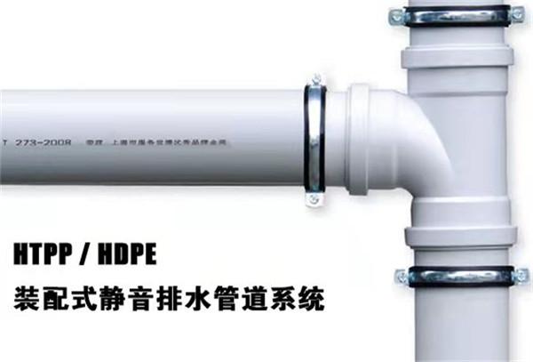 HDPE单叶片螺旋静音排水管