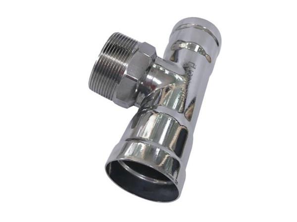 薄壁不锈钢环压式连接管件